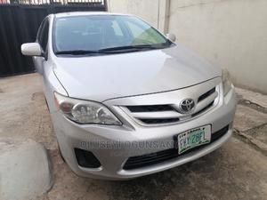 Toyota Corolla 2012 Silver | Cars for sale in Lagos State, Ogudu