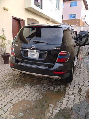 Mercedes-Benz M Class 2010 ML 350 4Matic Black | Cars for sale in Lagos State, Ojodu