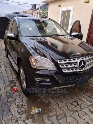 Mercedes-Benz M Class 2010 ML 350 4Matic Black | Cars for sale in Lagos State, Ikeja