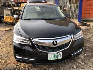 Acura MDX 2014 Black | Cars for sale in Lagos State, Abule Egba