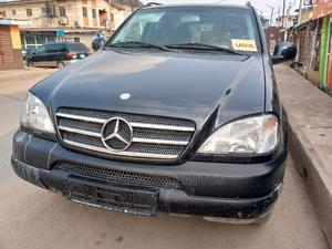 Mercedes-Benz M Class 2002 ML 320 Black | Cars for sale in Lagos State, Ikeja