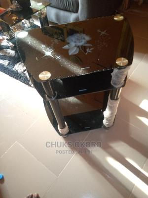 Glass Tv Stand   Furniture for sale in Lagos State, Ikorodu