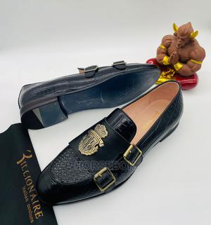 Billionaire Italian Couture High Class Leather Men Shoes   Shoes for sale in Lagos State, Apapa