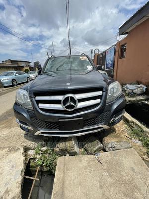 Mercedes-Benz GLK-Class 2013 350 4MATIC Gray | Cars for sale in Lagos State, Surulere