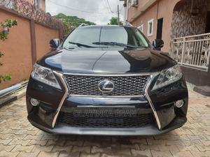 Lexus RX 2015 350 AWD Black   Cars for sale in Lagos State, Alimosho