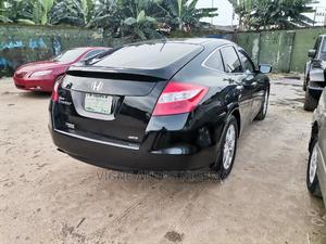 Honda Accord Crosstour 2010 EX-L AWD Black | Cars for sale in Akwa Ibom State, Uyo