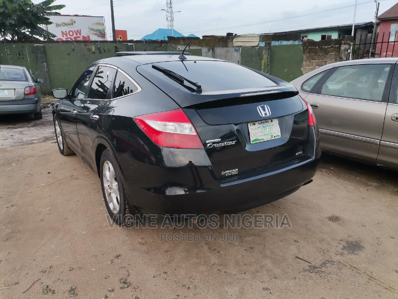 Honda Accord Crosstour 2010 EX-L AWD Black   Cars for sale in Uyo, Akwa Ibom State, Nigeria