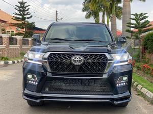 Toyota Land Cruiser 2012 Black | Cars for sale in Abuja (FCT) State, Asokoro