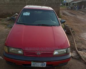 Nissan Primera 1989 Red   Cars for sale in Osun State, Osogbo