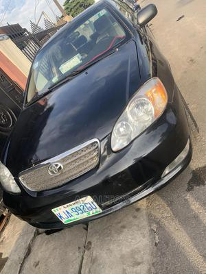 Toyota Corolla 2008 1.8 LE Black | Cars for sale in Lagos State, Surulere