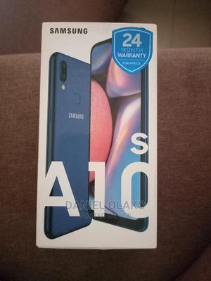 New Samsung Galaxy A10s 32 GB Blue | Mobile Phones for sale in Lagos State, Ilupeju