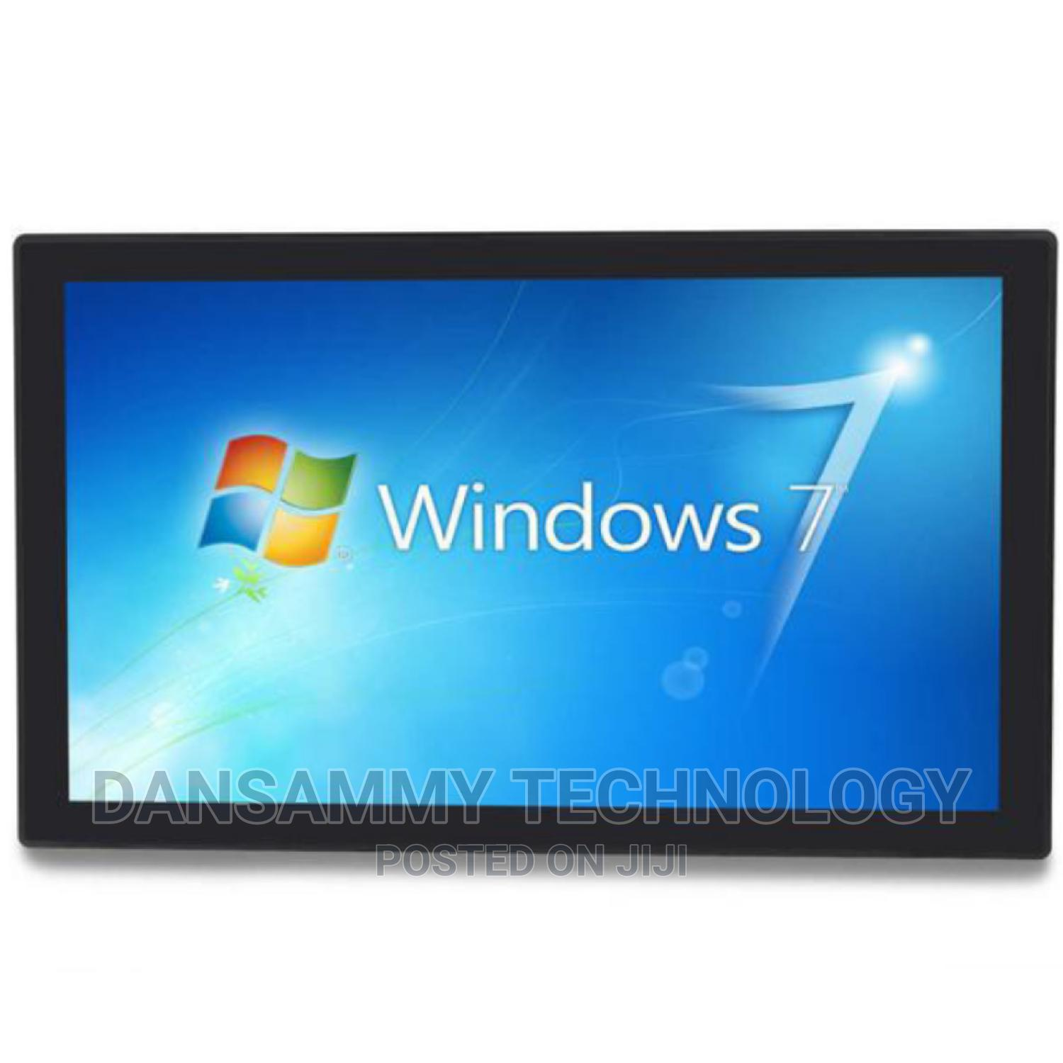 Wall Mount, All in One Pos System, 21.5 Inches Touch Screen