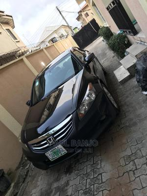 Honda Accord 2009 Sedan EX-L V6 Automatic Black | Cars for sale in Lagos State, Lekki