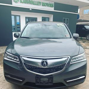 Acura MDX 2014 Green   Cars for sale in Lagos State, Ogba