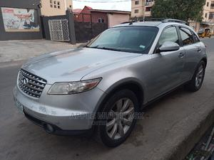 Infiniti FX 2005 35 AWD Gray | Cars for sale in Lagos State, Surulere