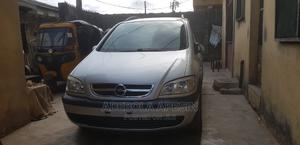 Opel Zafira 2003 Silver | Cars for sale in Lagos State, Surulere
