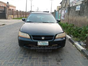 Honda Accord 1999 EX Green | Cars for sale in Lagos State, Agege