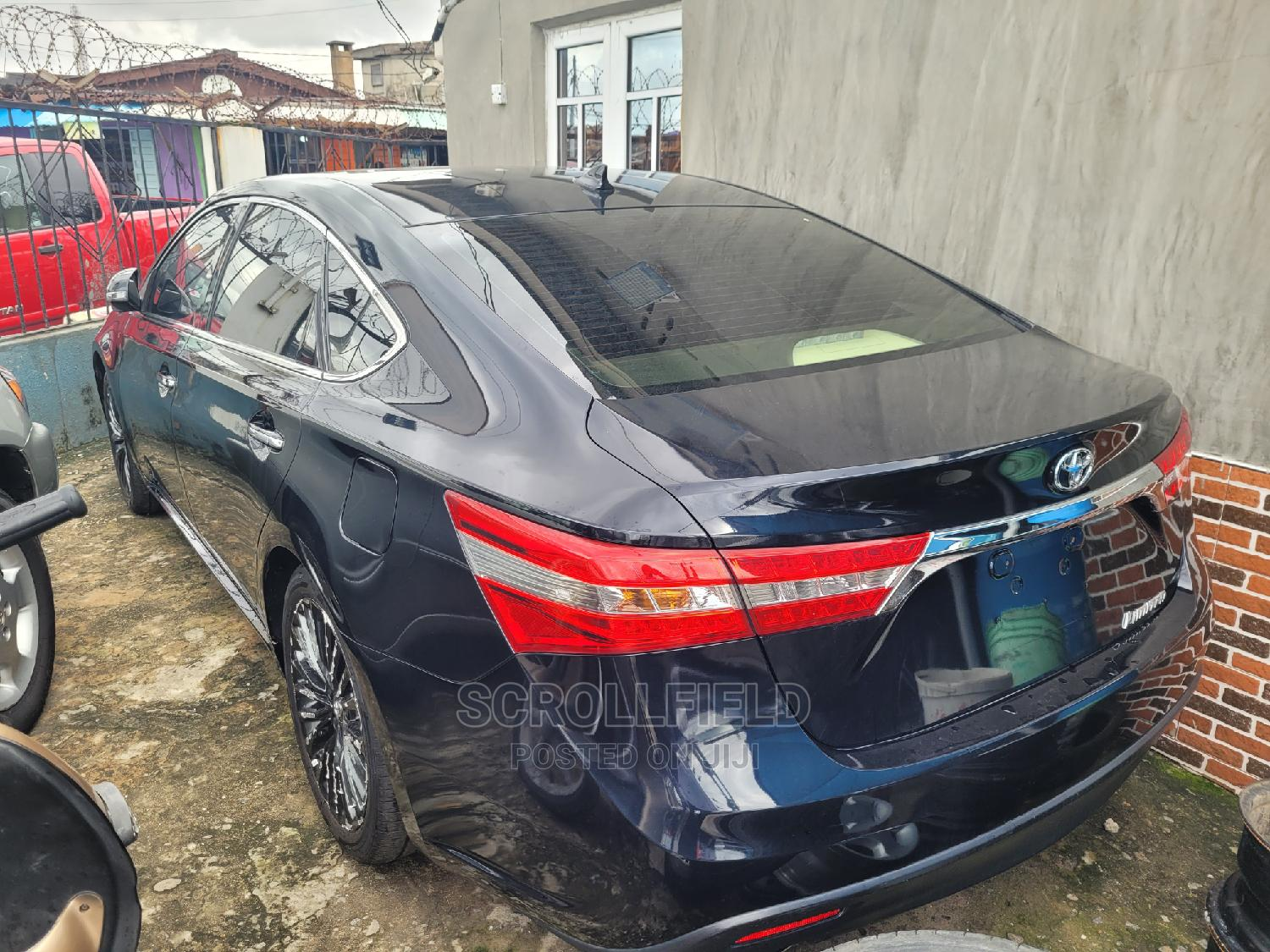Toyota Avalon 2013 Black | Cars for sale in Surulere, Lagos State, Nigeria