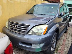 Lexus GX 2003 470 Gray | Cars for sale in Lagos State, Surulere