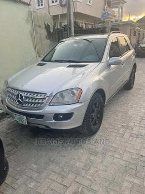Mercedes-Benz M Class 2007 ML 350 4Matic Silver | Cars for sale in Lagos State, Ajah