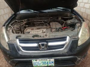 Honda CR-V 2004 Black | Cars for sale in Lagos State, Alimosho