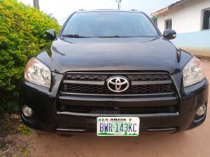Toyota RAV4 2010 2.5 4x4 Black | Cars for sale in Abuja (FCT) State, Gwarinpa