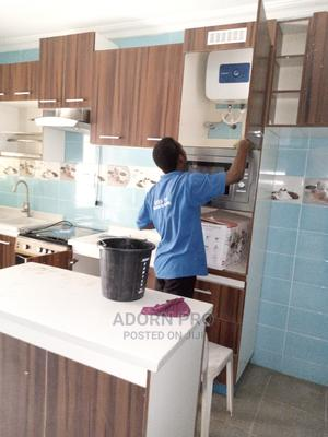 Home Cleaning Services/Tiles Polishing/Disinfectant | Cleaning Services for sale in Lagos State, Alimosho