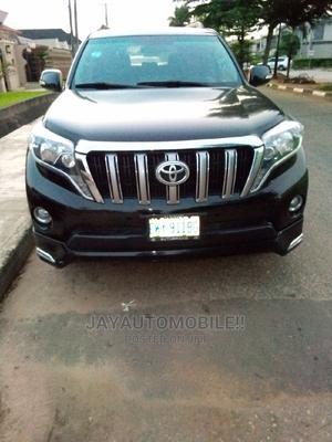 Toyota Land Cruiser Prado 2013 Black | Cars for sale in Lagos State, Ikeja