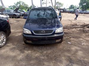 Opel Zafira 2001 Blue | Cars for sale in Kaduna State, Kaduna / Kaduna State