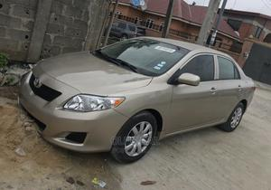 Toyota Corolla 2010 Gold | Cars for sale in Lagos State, Gbagada