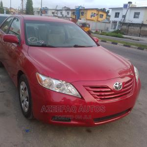 Toyota Camry 2008 Red | Cars for sale in Lagos State, Surulere