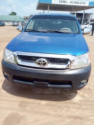 Toyota Hilux 2007 2.0 VVT-i Blue | Cars for sale in Kaduna State, Kaduna / Kaduna State