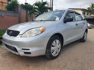 Toyota Matrix 2004 Silver | Cars for sale in Lagos State, Gbagada