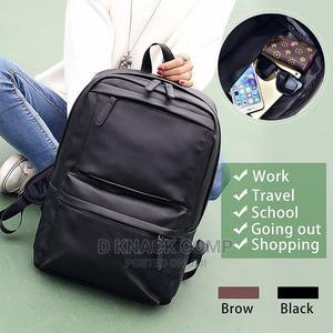 Vintage Leather Shoulder Bag Backpack | Bags for sale in Lagos State, Ejigbo