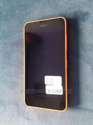 Nokia Lumia 635 8 GB Orange   Mobile Phones for sale in Lagos State, Ikeja