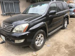 Lexus GX 2005 470 Sport Utility Black   Cars for sale in Lagos State, Yaba