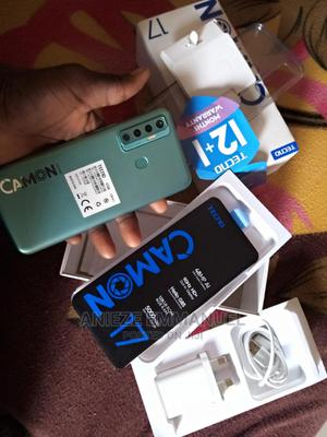 New Tecno Camon 17 128 GB Blue   Mobile Phones for sale in Anambra State, Awka