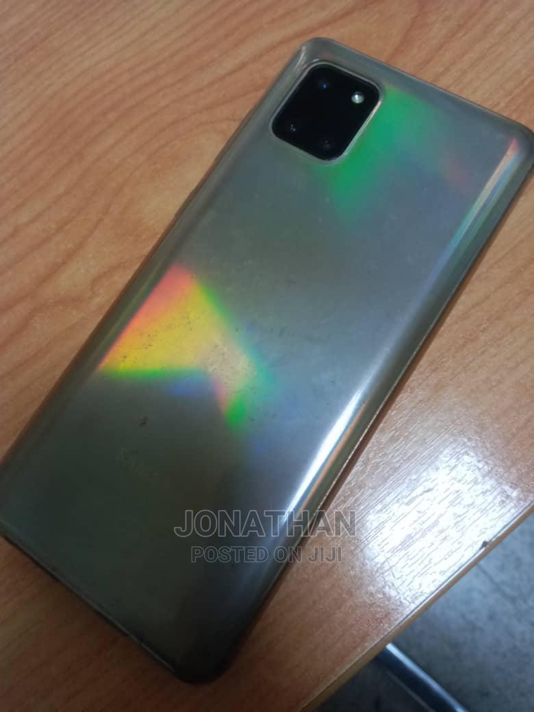 Archive: Samsung Galaxy Note 10 Lite 128 GB Gold