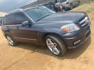 Mercedes-Benz GLK-Class 2011 350 4MATIC Gray | Cars for sale in Lagos State, Ikeja