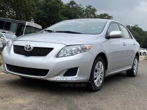 Toyota Corolla 2008 Silver | Cars for sale in Abuja (FCT) State, Asokoro