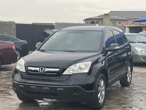Honda CR-V 2008 Black | Cars for sale in Lagos State, Ogba