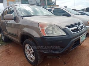 Honda CR-V 2004 2.0i ES Automatic Brown | Cars for sale in Oyo State, Oluyole