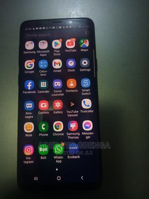 Samsung Galaxy S9 Plus 128 GB Black | Mobile Phones for sale in Edo State, Benin City