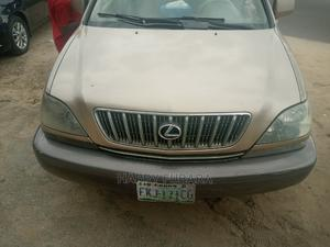 Lexus RX 2002 300 4WD Gold | Cars for sale in Rivers State, Port-Harcourt