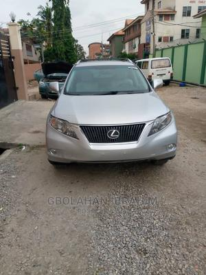 Lexus RX 2010 350 Silver | Cars for sale in Lagos State, Ilupeju