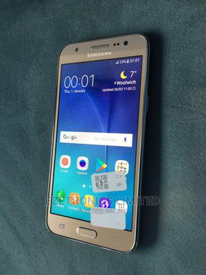 Samsung Galaxy J5 8 GB Gold   Mobile Phones for sale in Lagos State, Ikeja