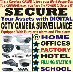 CCTV Security System Sales And Installation   Security & Surveillance for sale in Abuja (FCT) State, Central Business District