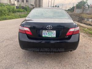 Toyota Camry 2008 2.4 LE Black | Cars for sale in Lagos State, Magodo