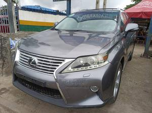 Lexus RX 2013 350 FWD Gray | Cars for sale in Lagos State, Isolo