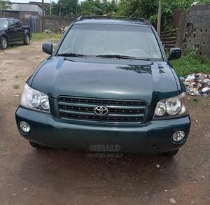 Toyota Highlander 2002 Limited V6 FWD Green | Cars for sale in Lagos State, Ikotun/Igando